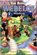 Webelos Old book